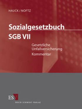 Sozialgesetzbuch (SGB) VII: Gesetzliche Unfallversicherung