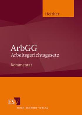 Arbeitsgerichtsgesetz (ArbGG)