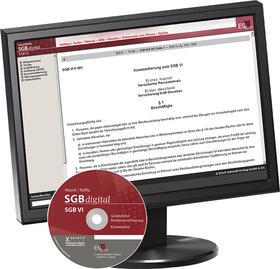 Sozialgesetzbuch (SGB) VI: Gesetzliche Rentenversicherung - im Abonnementbezug