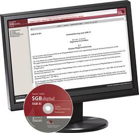 Sozialgesetzbuch (SGB) XI: Soziale Pflegeversicherung - Abonnement