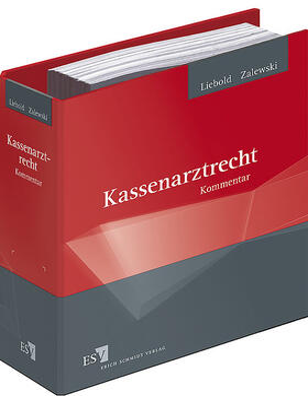 Kassenarztrecht - Abonnement