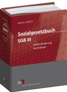 Sozialgesetzbuch SGB III Arbeitsförderung - Abonnement