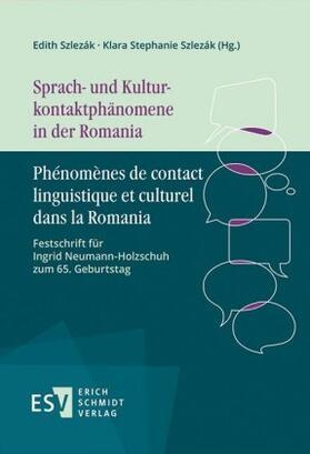 Sprach- und Kulturkontaktphänomene in der Romania – Phénomènes de contact linguistique et culturel dans la Romania