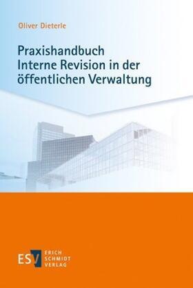 Dieterle   Praxishandbuch Interne Revision in der öffentlichen Verwaltung   Buch