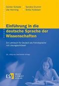Einführung in die deutsche Sprache der Wissenschaften