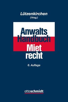 Lützenkirchen   Anwalts-Handbuch Mietrecht   Buch