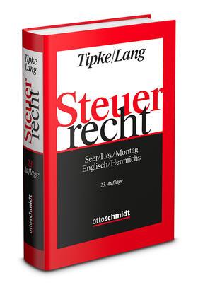 Tipke | Steuerrecht - Gebundene Ausgabe | Buch