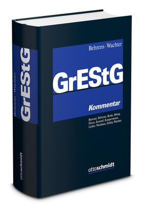 Behrens / Wachter | Grunderwerbsteuergesetz: GrEStG | Buch