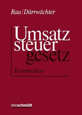 Kommentar zum Umsatzsteuergesetz, mit Fortsetzungsbezug