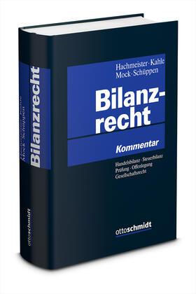 Hachmeister/Kahle/Mock   Bilanzrecht   Buch
