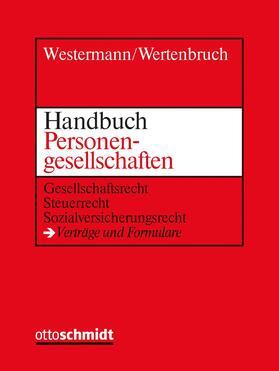 Handbuch der Personengesellschaften, ohne Fortsetzungsbezug