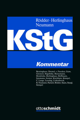 Körperschaftsteuergesetz (KStG)