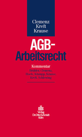 AGB-Arbeitsrecht