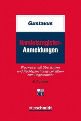 Gustavus | Handelsregister-Anmeldungen | Buch