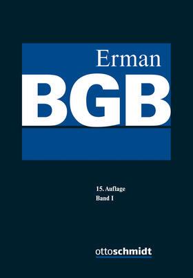 Erman | BGB | Buch