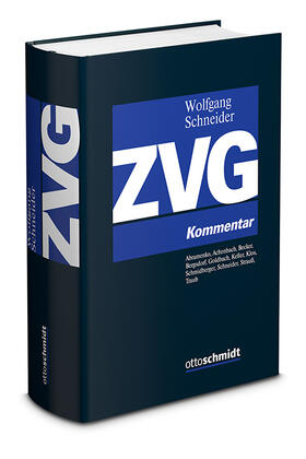 Schneider | ZVG | Buch