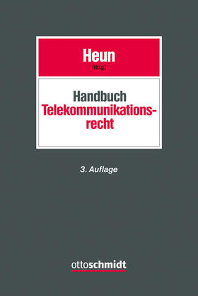 Handbuch Telekommunikationsrecht