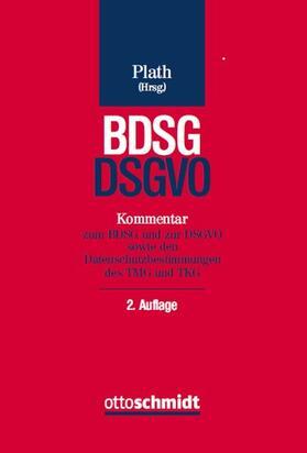 Plath | BDSG/DSGVO | Buch