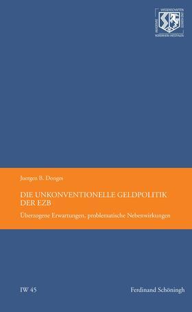 Die unkonventionelle Geldpolitik der EZB