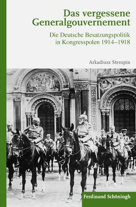 Stempin | Das vergessene Generalgouvernement | Buch