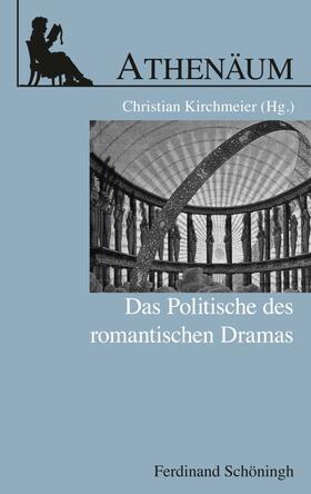 Kirchmeier | Athenäum Jahrbuch der Friedrich Schlegel-Gesellschaft, Sonderheft | Buch