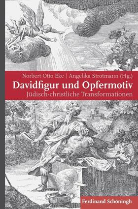 Davidfigur und Opfermotiv