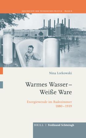 Warmes Wasser - Weiße Ware