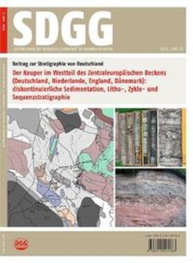 Der Keuper im Westteil des Zentraleuropäischen Beckens (Deutschland, Niederlande, England, Dänemark): diskontinuierliche Sedimentation, Litho-, Zyklo- und Sequenzstratigraphie