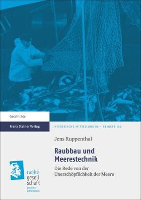 Raubbau und Meerestechnik