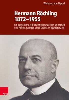 Hermann Röchling 1872-1955