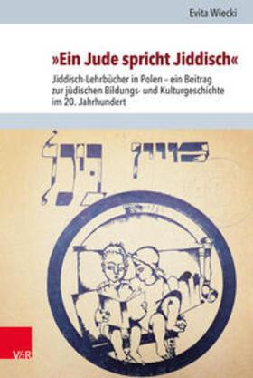 'Ein Jude spricht Jiddisch'