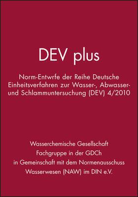 DEV plus | Buch