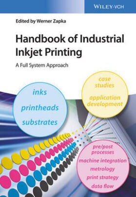 Handbook of Industrial Inkjet Printing