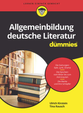 Allgemeinbildung deutsche Literatur für Dummies