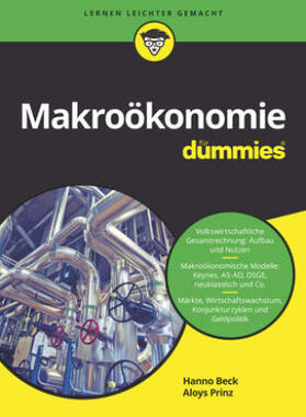 Prinz / Beck | Makroökonomie für Dummies | Buch