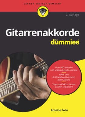Gitarrenakkorde für Dummies