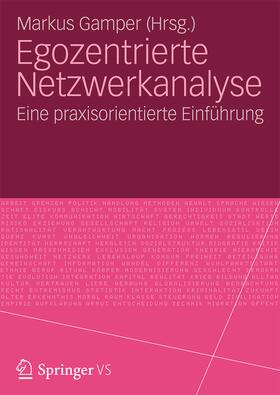 Egozentrierte Netzwerkanalyse