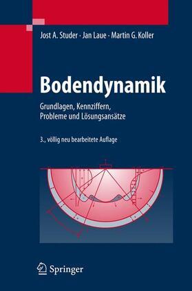 Studer/Laue/Koller | Bodendynamik | Buch