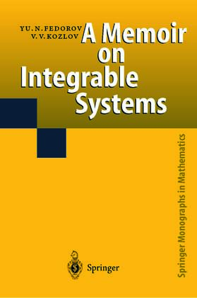 A Memoir on Integrable Systems