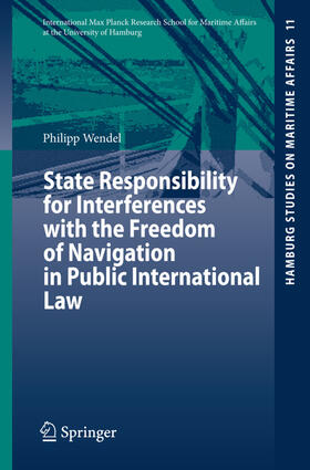Wendel | State Responsibility for Interferences with the Freedom of Navigation in Public International Law | Buch