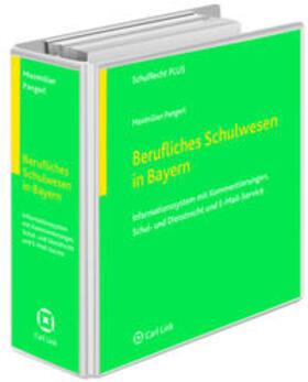 Berufliches Schulwesen in Bayern