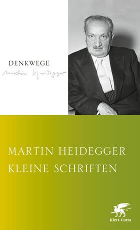 Heidegger   Aus der Erfahrung des Denkens   Buch