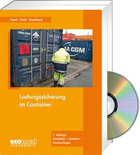 Freek / Kraft / Süselbeck | Ladungssicherung im Container - Expertenpaket | Buch