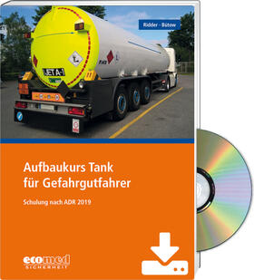 Aufbaukurs Tank für Gefahrgutfahrer - Expertenpaket
