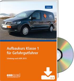 Aufbaukurs Klasse 1 für Gefahrgutfahrer - Expertenpaket