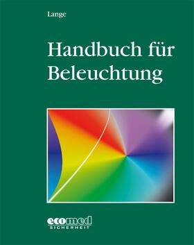 Lange | Handbuch für Beleuchtung | Loseblattwerk