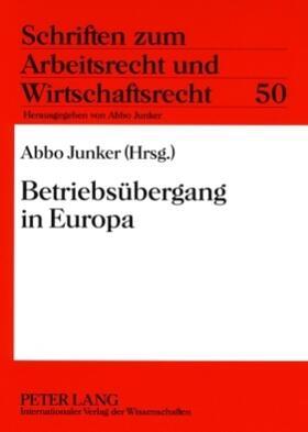 Betriebsübergang in Europa