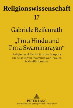 'I'm a Hindu and I'm a Swaminarayan'