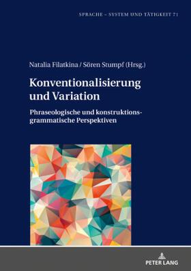 Konventionalisierung und Variation