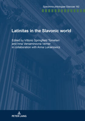 Latinitas in the Slavonic World